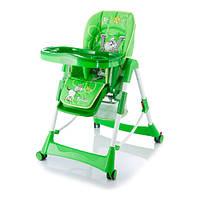 Детский стульчик для кормления Capella Piero horse зеленый