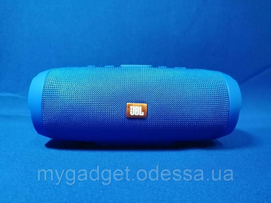 Bluetooth-колонкаJBL Charge 3 Blue + Обзор!