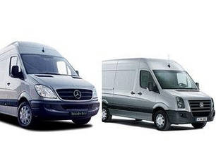 MB Sprinter 906, VW Crafter 2006→