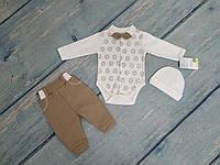 Стильный наряд для новорожденного мальчика, ТМ Happy Tot