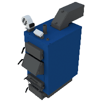 Твердотопливный котел НЕУС-Вичлаз 10 кВт, фото 2