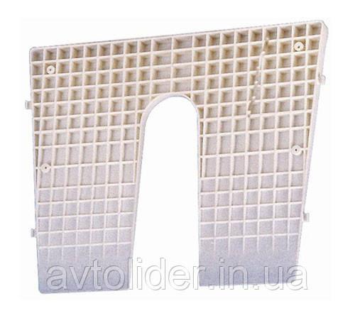 Пластикова транцева пластина зі скосом 4 градуси