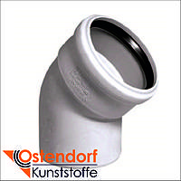 Ostendorf SKOLAN Колено 45° DN 58 SKB