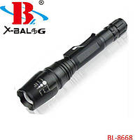 Мощный ручной тактический фонарь Bailong BL 8668-T6