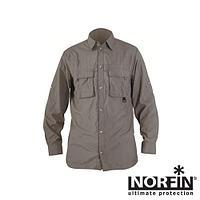 Рубашка NORFIN COOL LONG SLEEVE (серая) 65110