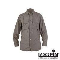 Сорочка NORFIN COOL LONG SLEEVE (сіра) 65110