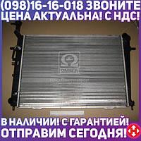 ⭐⭐⭐⭐⭐ Радиатор охлаждения ХЮНДАЙ TUCSON, КИA SPORTAGE (производство  Nissens) ХЮНДАЙ, 67479