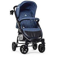 Коляска детская «FAVORIT» M 3409L NAVY BLUE