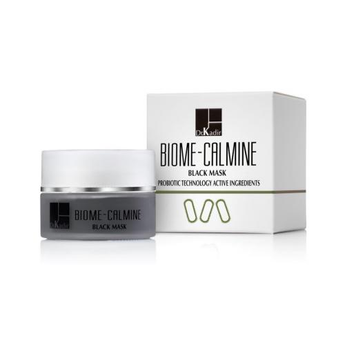 Черная маска Dr. Kadir Biome-Calmine Black Mask 50мл 453