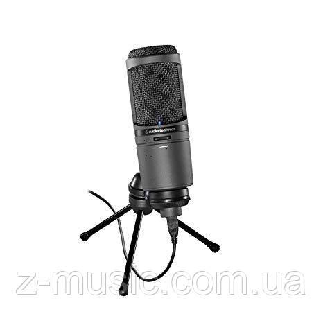 Микрофон студийный Audio-Technica AT2020USBi