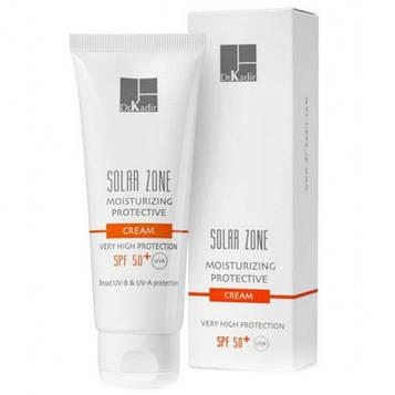 Защитный крем с тоном Dr. Kadir Solar Zone Protective CC Cream SPF 50+   75мл 429