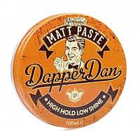 Паста матовая - Matt Paste 100ml  Dapper Dan