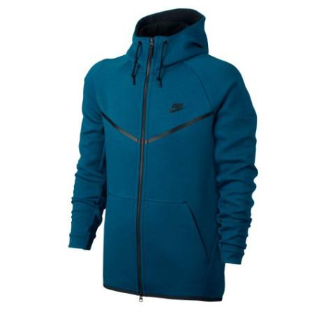 c8a5779d Толстовка мужская Nike NSW TCH FLC WR HOODIE FZ 457 (805144 457) - SM27