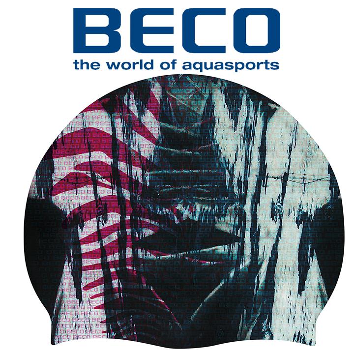 Шапочка для плавания BECO Stardust 73994 силикон