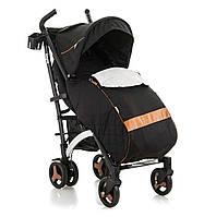 Дитяча прогулянкова коляска Babyhit Rainbow G2 Deep Black