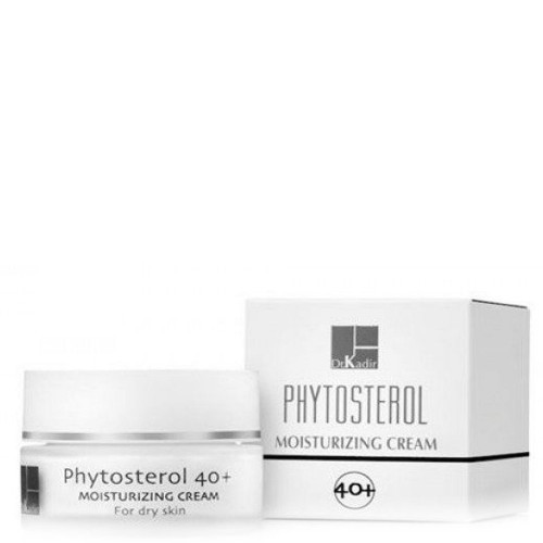 Увлажняющий крем для сухой кожи Dr. Kadir Phytosterol 40+ Moisturizing Cream for Dry Skin 50мл 140