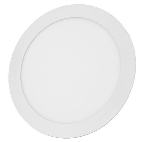 Точечный LED-светильник PL 18W 220x15мм, круглый, алюминий - 41
