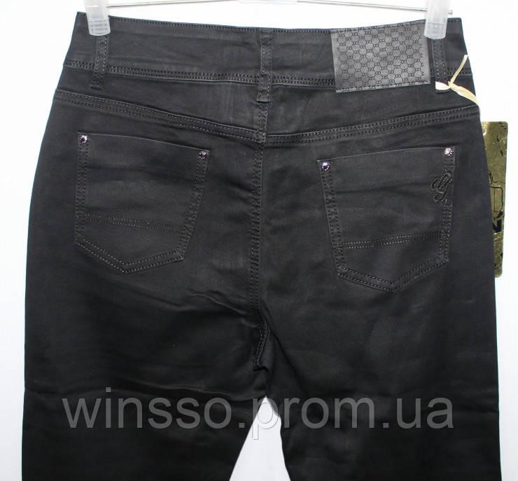484c5016b6d Джинсы женские черные Action jeans купить оптом и розницу  продажа ...