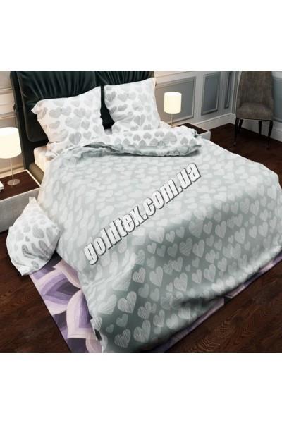 """Комплект постельного белья (двушка) ТМ """"Ловец снов"""", Сердечко"""