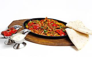 Сковородки для подачи горячих блюд