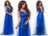 Вечернее женское платье размер: 42,44,46, фото 2