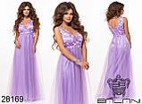 Вечернее женское платье размер: 42,44,46, фото 5