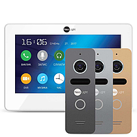 NeoLight ALPHA и NeoLight Solo комплект видеодомофона, фото 1