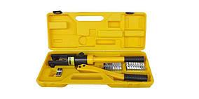 Гидравлический пресс для опрессовки наконечников HHY-120A