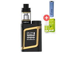 Электронная сигарета SMOK Alien Kit 85W Quality Replica. Вейп. Золото. Gold