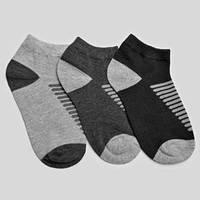 Удобные комбинированные дышащие носки.