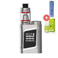 Электронная сигарета SMOK Alien Kit 85W Quality Replica. Вейп. Серебро. Silver, фото 1