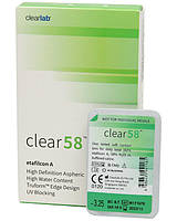 Clear58 от Clearlab - 1уп (6шт)