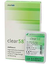 Контактні лінзи Clear58 від Clearlab - 1уп (6шт)