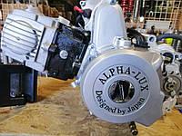 Двигатель   Delta 110 кубов с   механической коробкой передач