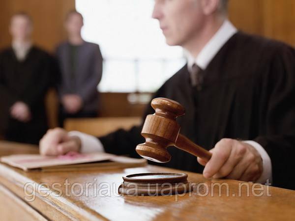 Захист в суді. Адвокати. Надання правової допомоги