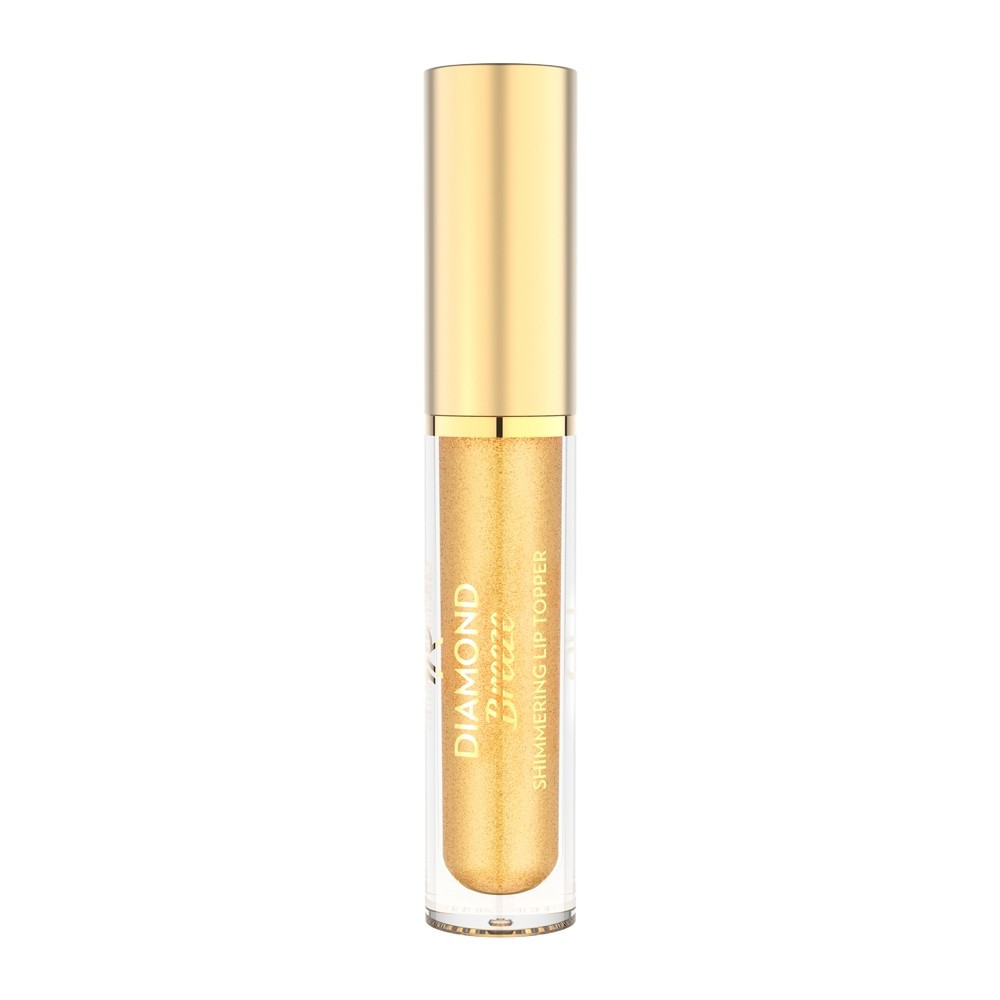 Блеск для губ Golden Rose Diamond Breeze Shimmering Lip Topper