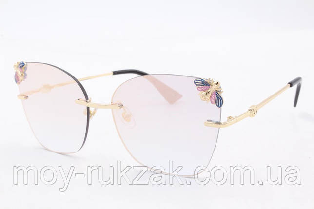 Солнцезащитные очки Gucci, реплика, 753457, фото 2
