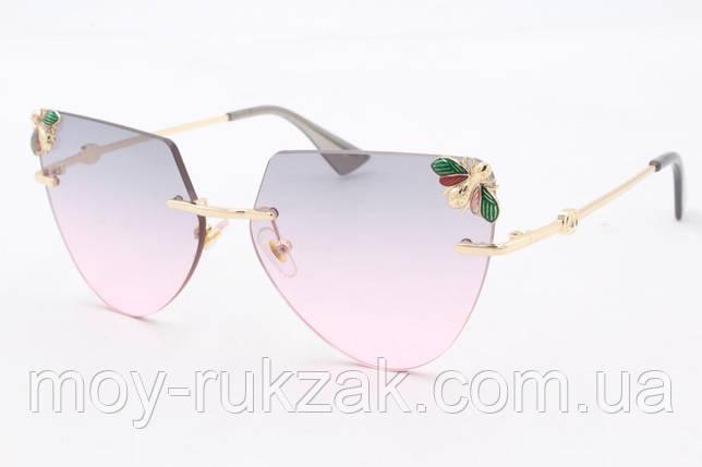 Солнцезащитные очки Gucci, реплика, 753464, фото 2