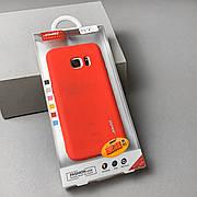 Чехол SMTT Samsung S7 Красный