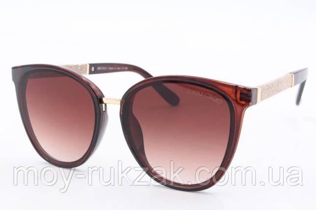 Солнцезащитные очки Jimmy Choo, реплика, 753471, фото 2