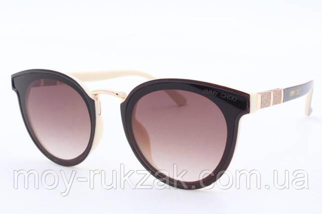 Солнцезащитные очки Jimmy Choo, реплика, 753475, фото 2