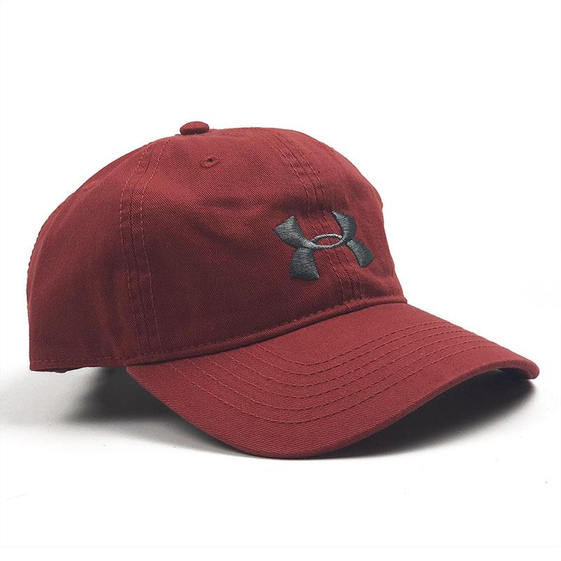 Бейсболка МК-1162 красная