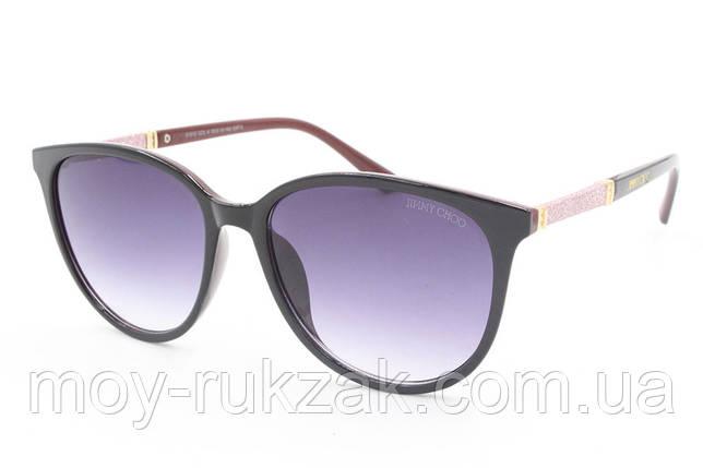 Солнцезащитные очки Jimmy Choo, реплика, 753484, фото 2