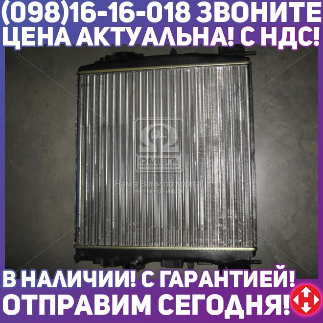 ⭐⭐⭐⭐⭐ Радиатор охлаждения РЕНО KANGOO I (98-) 1.5-1.9dCi (производство  Nissens) НИССАН,КУБИСТAР, 63762