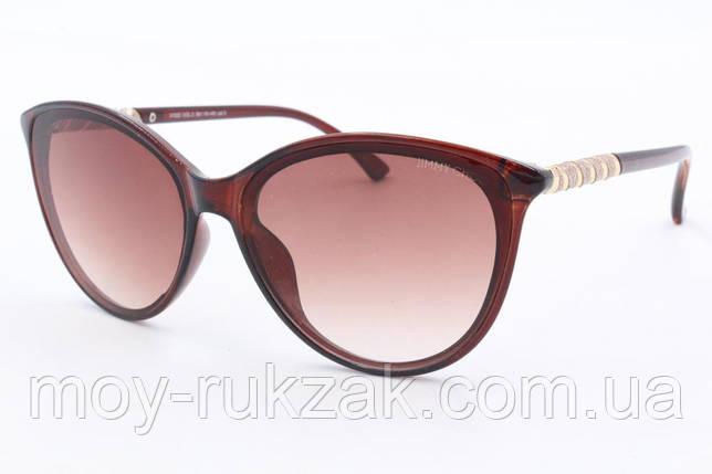 Солнцезащитные очки Jimmy Choo, реплика, 753490, фото 2