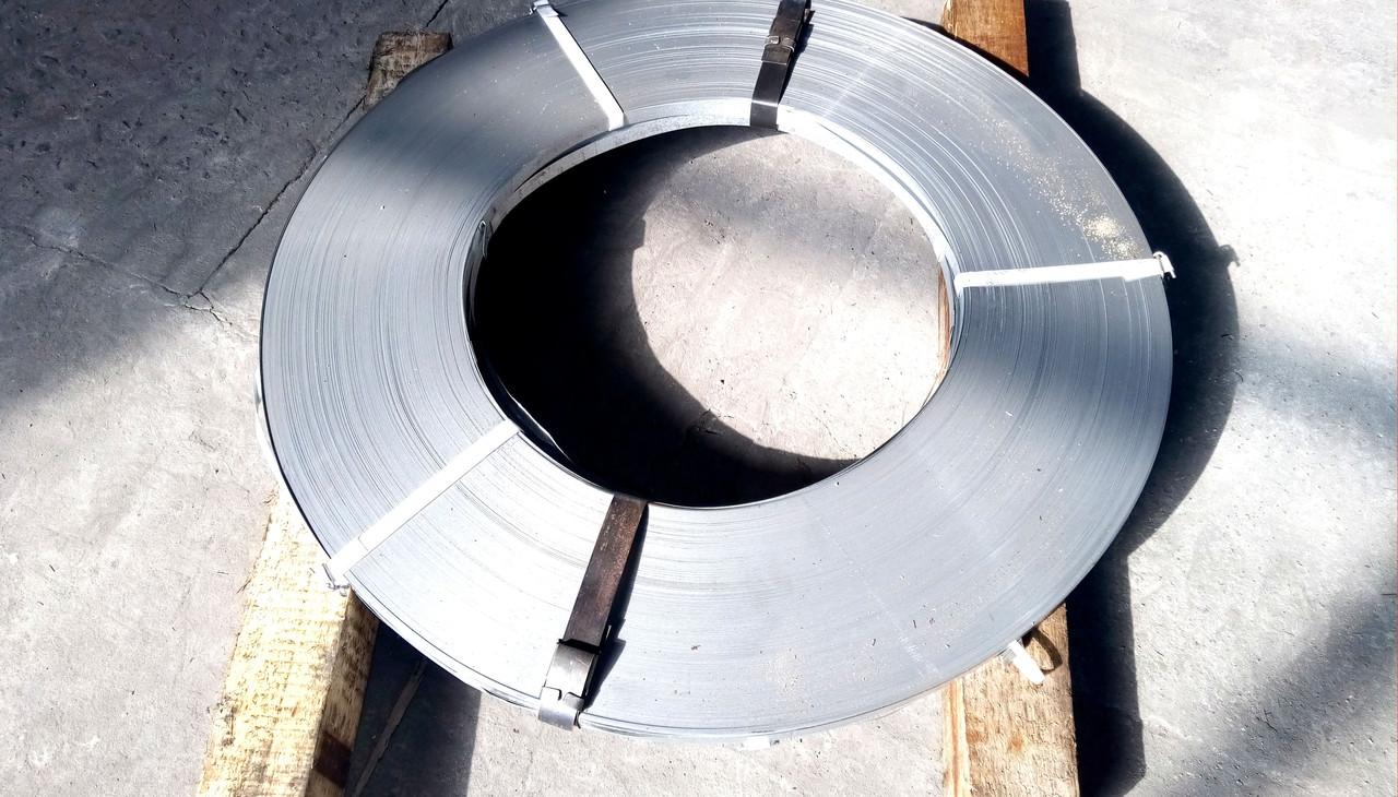 Лента оцинкованная 0.5 х 20 мм 08 кп