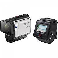 Экшн-камера Sony HDR-AS300 с пультом д/у RM-LVR3