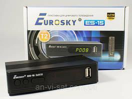 Цифровой ресивер Eurosky