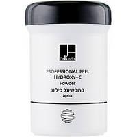 Порошок витамина С для пилинга Гидрокси+С  Dr. Kadir Professional Peeling 100мл 404