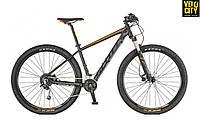 """Велосипед 27.5"""" SCOTT ASPECT 730 (2019) черно-оранжевый"""